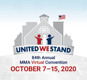 The 2020 MMA Virtual Convention - October 7 - 15, 2020